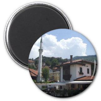 Sarajevo - Mosque Fridge Magnet