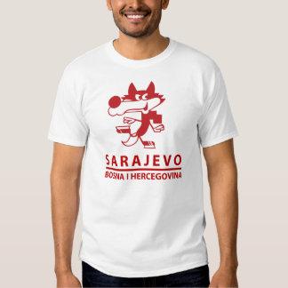 Sarajevo Olymp T Shirt