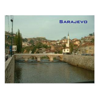 Sarajevo Postcard