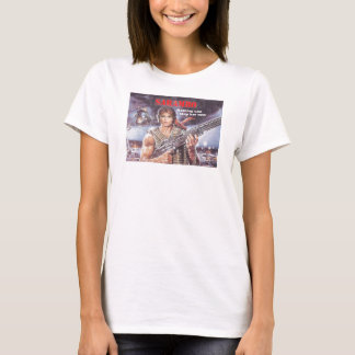 SARAMBO - Nothing Can Stop Her T-Shirt