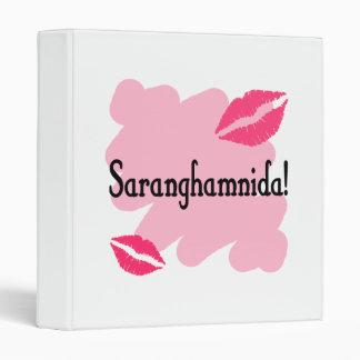 Saranghamnida - coreano te amo