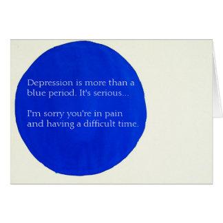 Sara's Mental Health Greeting Card