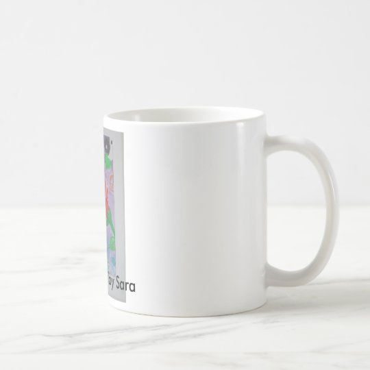 Sara's Original Reaching for Success Coffee Mug