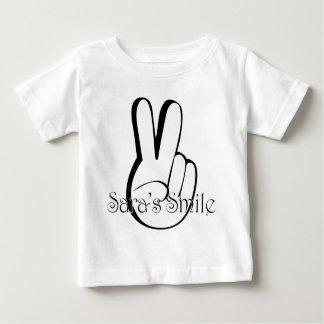 Sara's Smile Suicide Awareness Gear Baby T-Shirt