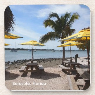Sarasota Bay Beverage Coaster