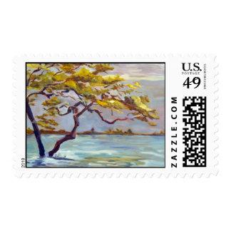 Sarasota Bay Postage Stamp