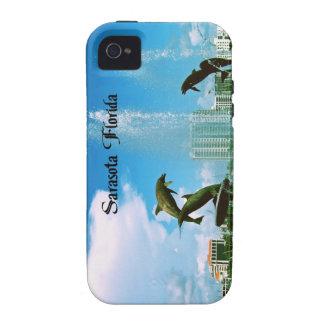 Sarasota Florida Case-Mate iPhone 4 Covers