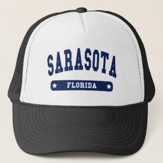 Sarasota Florida College Style tee shirts Trucker Hat