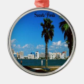 Sarasota Florida Ornaments