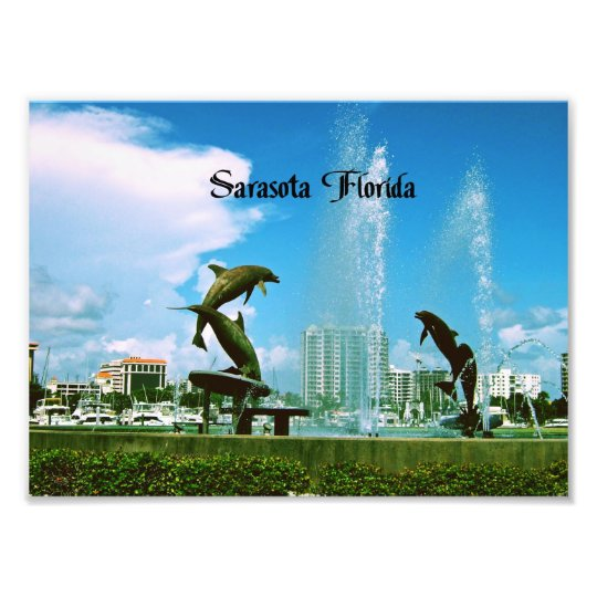 Sarasota Florida Photo Print