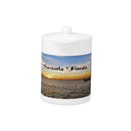 Sarasota florida teapot