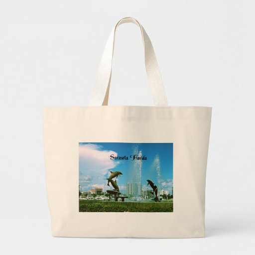 Sarasota Florida Tote Bag