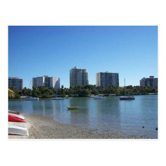 Sarasota Inlet Postcard