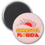 Sarasota, la Florida Imanes De Nevera