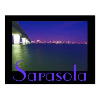 Sarasota, la Florida, los E.E.U.U. Tarjetas Postales