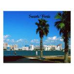 Sarasota la Florida Plantilla De Membrete