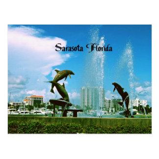 Sarasota la Florida Tarjetas Postales