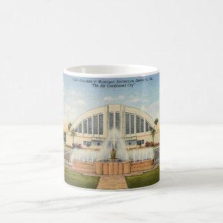 Sarasota's Municipal Auditorium Classic White Coffee Mug