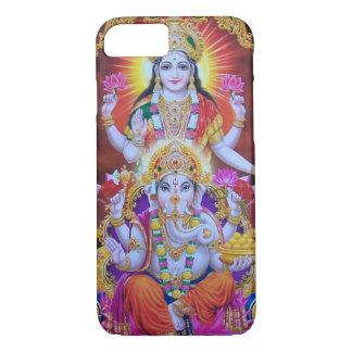 saraswati ganesh godness god peace india iPhone 8/7 case