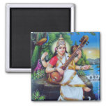 Saraswati Magnet - Version 3
