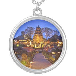 Saraswati Temple, Ubud Bali Indonesia necklace