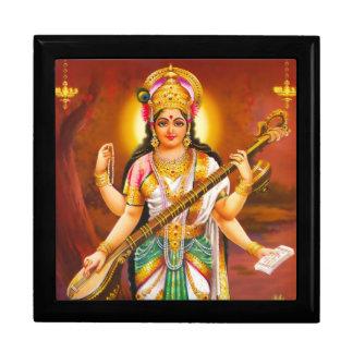 Saraswati Tile Gift Box - Version 2