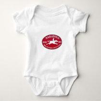 Saratoga 150 baby bodysuit