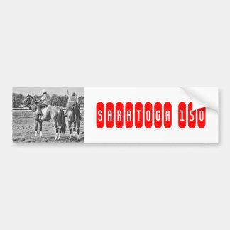 Saratoga 150 Bumper Sticker