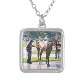 Saratoga 150 Ready Silver Plated Necklace