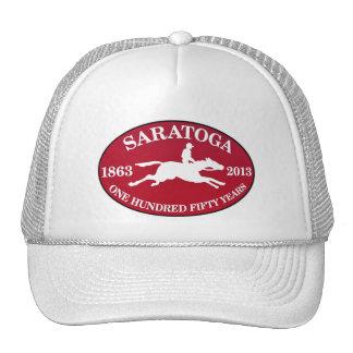 Saratoga 150 trucker hat