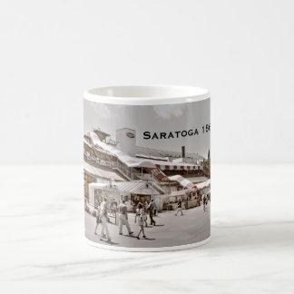 Saratoga 1864 coffee mug
