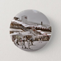 Saratoga 1864 pinback button