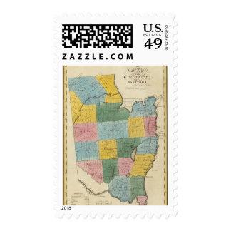 Saratoga County Stamps