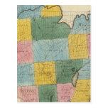 Saratoga County Postcard