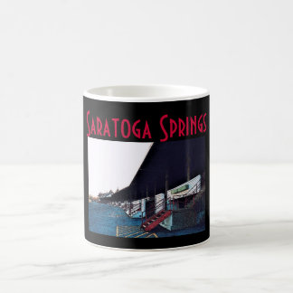 Saratoga Grandstand Mug