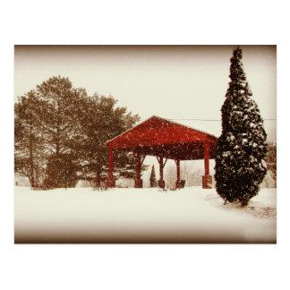 Saratoga Hills Park Postcard