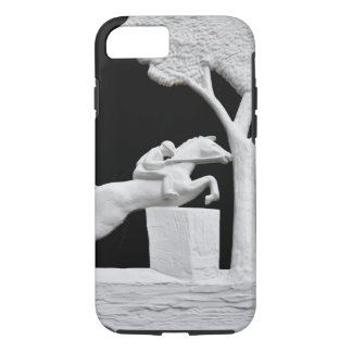 Saratoga Horse Art iPhone 7 Case