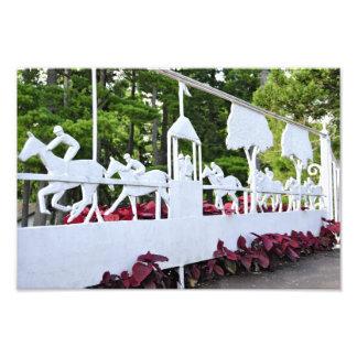 Saratoga Horse Art Photo Art