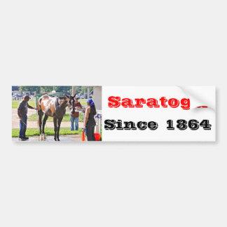 Saratoga - Horse Haven Bumper Sticker