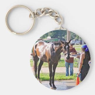 Saratoga - Horse Haven Keychains