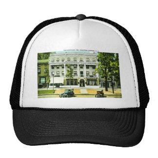 Saratoga Inn, Saratoga Springs, New York Trucker Hat