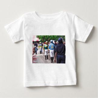 Saratoga Jockeys Baby T-Shirt