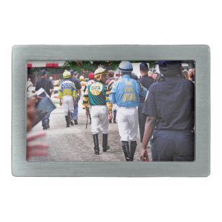 Saratoga Jockeys Belt Buckle