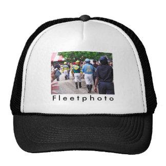 Saratoga Jockeys Trucker Hat