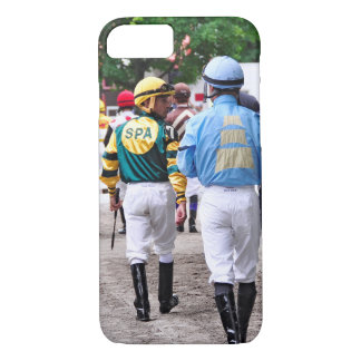 Saratoga Jockeys iPhone 8/7 Case