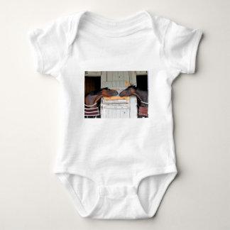 Saratoga Love Baby Bodysuit