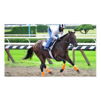 Saratoga Morning Workouts Business Cards