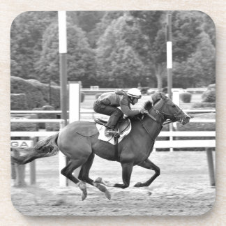 Saratoga Morning Workouts Drink Coaster