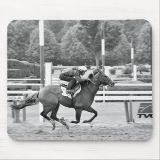 Saratoga Morning Workouts Mouse Pad
