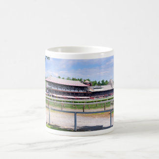 Saratoga Race Course and Clare Court Coffee Mug